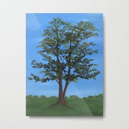 Four Seasons of a Tree:  Summer Metal Print