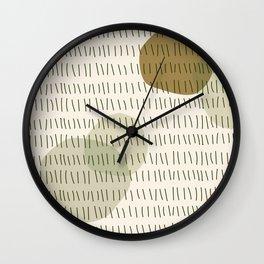 Coit Pattern 22 Wall Clock