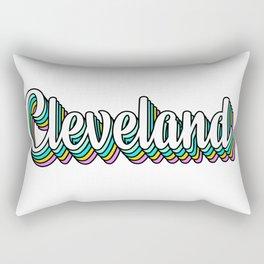 Cleveland Chill Rectangular Pillow