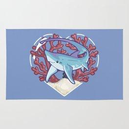 SNAP the Thresher Shark Rug