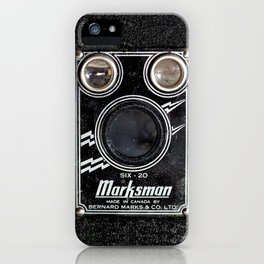 The Marksman iPhone Case