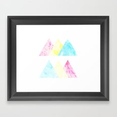 CMY ok? Framed Art Print