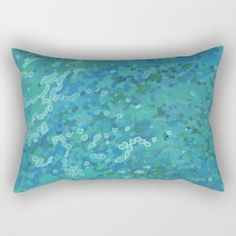 Tropical Waters Rectangular Pillow
