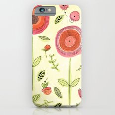 Rose garden Slim Case iPhone 6s