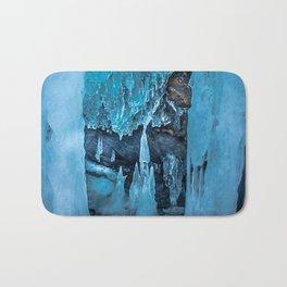 The Ice Palace Bath Mat