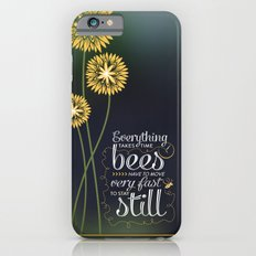 David Foster Wallace on Bees  Slim Case iPhone 6s
