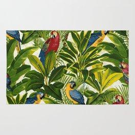 Cool Parrots Rug