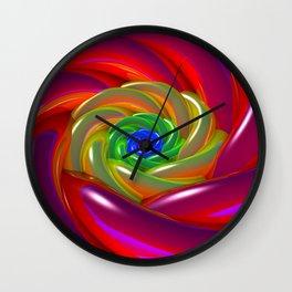Turbonic Wall Clock