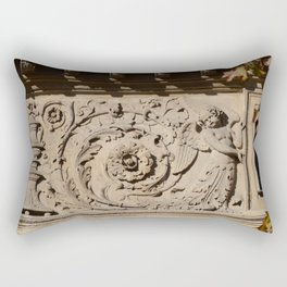 Angel of the 'No-Name hotel', Paris Rectangular Pillow