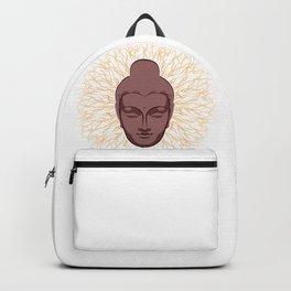 Spiritual Mind power of Buddha Backpack