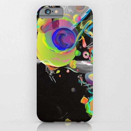 Colliding Nebulas iPhone & iPod Case