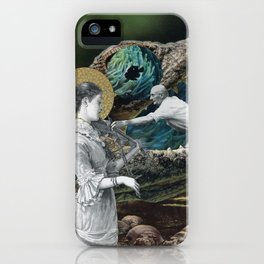 c149 When Dreams Become Reality iPhone Case