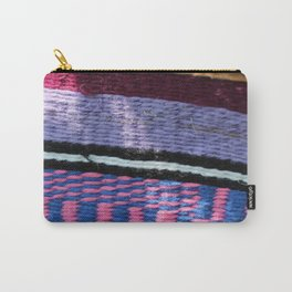 Purple Eater  Carry-All Pouch