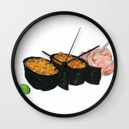 Ikura Wall Clock