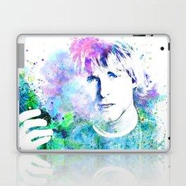 Kurt Kobain Laptop & iPad Skin