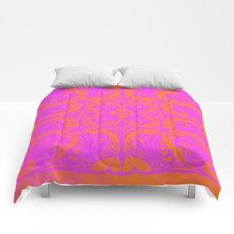 Retro Graphic Comforters