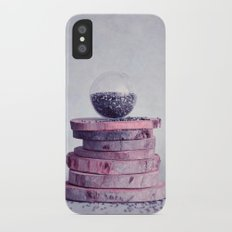 Chia I iPhone X Slim Case