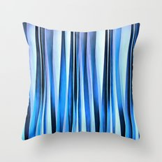 And Thats Why They Call It The Blues Throw Pillow