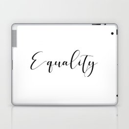 Equality Laptop & iPad Skin