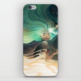Aurorae iPhone Skin