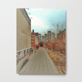 High Line (4) Metal Print