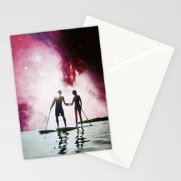 We Will Become Silhouettes Stationery Cards