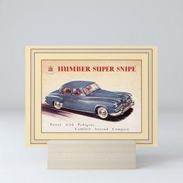 Automotive Art 43 Mini Art Print