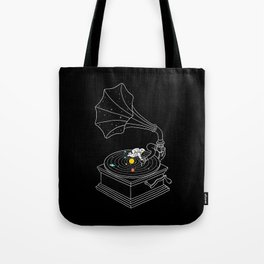 Star Track Tote Bag