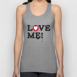 Love Me ! Unisex Tank Top