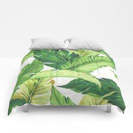 BANANA JUNGLE Comforters