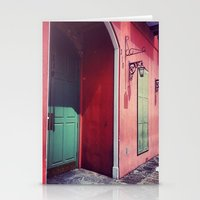 door Stationery Cards featuring Door by wendygray