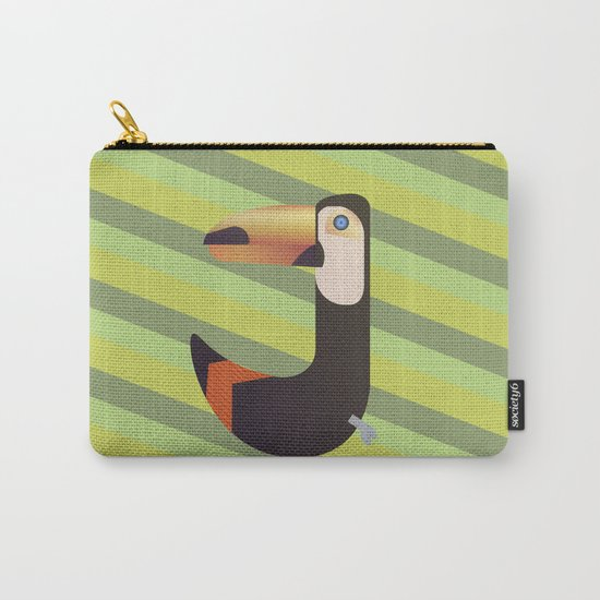 Toucan J Carry-All Pouch