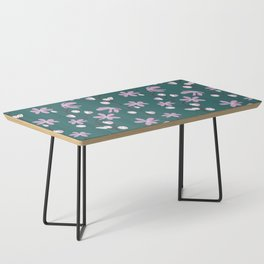Floral Melody Coffee Table