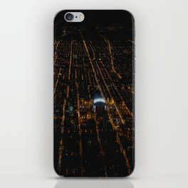 United Center: A Standout Arena (Chicago Architecture Collection) iPhone Skin