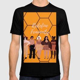 Redefine Femininity T-shirt