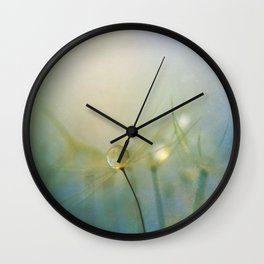 Shine Your Light Wall Clock