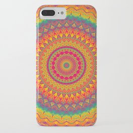 Mandala 507 iPhone Case