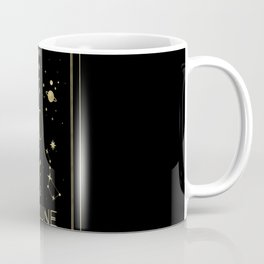 The Moon or La Lune Gold Edition Coffee Mug