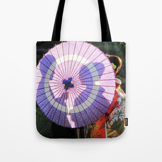 Tokyo Mon Amour Tote Bag