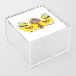 Trident Acrylic Box