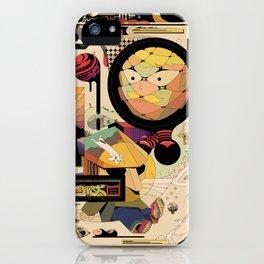 jhgfdjdgf tea iPhone Case