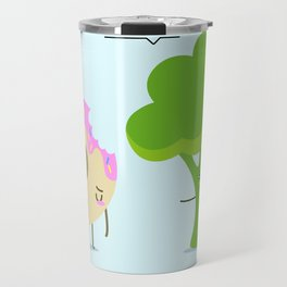 Guilty pleasure shame Travel Mug