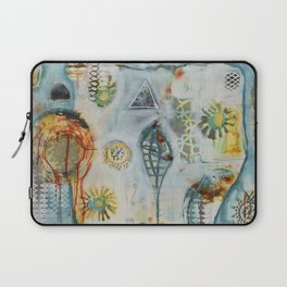Fishing for fun Laptop Sleeve