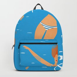 Enjoy Summer #3 Backpack