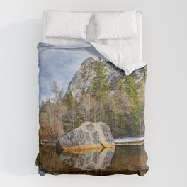 Photo Zion National Park USA Crag Nature Waterfall Comforters