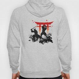 Samurai Duel Hoody
