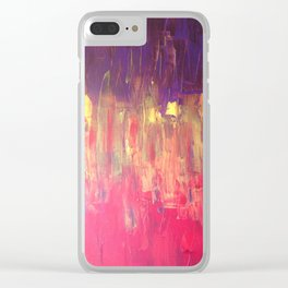 My Pain Clear iPhone Case