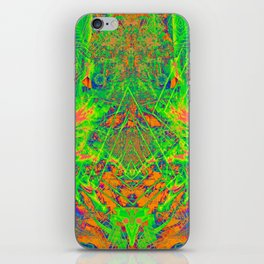 Extraterrestrial Palace 7(Ultraviolet) iPhone Skin