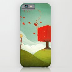 Red Tree Slim Case iPhone 6s