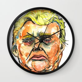 POTUS45 Wall Clock